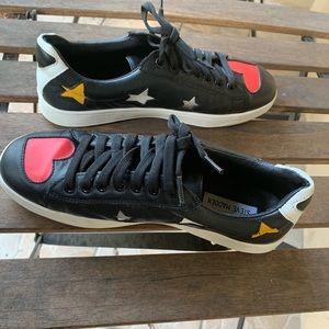 Steve Madden Limit Embellished Sneakers